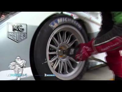 24H du Mans 2012 - Pole Position