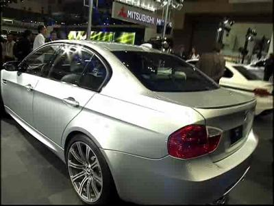 Salon de ToKyo 2007 BMW