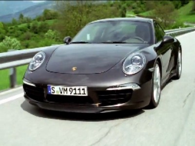 Porsche 911 Carrera 4S et 4 (type 991)