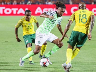 CAN 2019 : le résumé et les buts de Nigeria - Afrique du Sud
