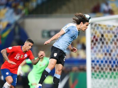 Copa America : le beau but de Cavani qui offre la victoire à l'Uruguay