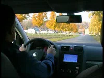 Essai Volkswagen Golf V