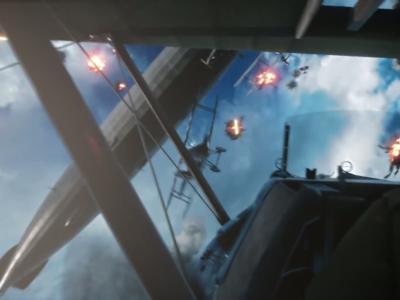 Battlefield 1 : trailer officiel de gameplay