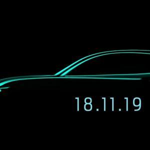 Ford Mach E : 1er trailer pour le futur SUV électrique