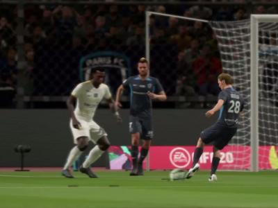 Paris FC - La Berrichonne de Châteauroux sur FIFA 20 : résumé et buts (L2 - 29e journée)