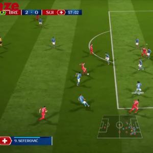 Brésil - Suisse : notre simulation sur FIFA 18