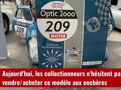 Tour Auto 2020 : la Porsche 904 GTS en vidéo