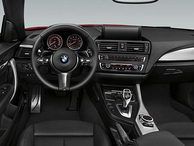 L'intérieur de la BMW Série 2 en vidéo