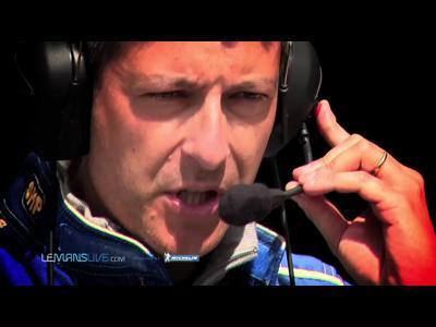 24H du Mans 2012 - Behind the scenes