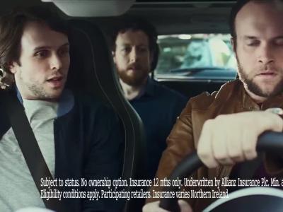 En Smart Forfour, n'oubliez pas les passagers arrière