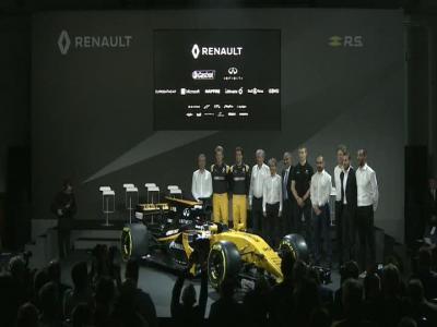 Présentation Renault F1 R.S.17