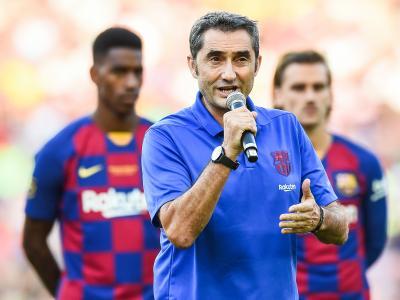 Barça - Valverde : ''Pour Neymar, on verra ce qui va se passer''