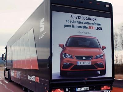 #EasyTestDrive : essayez la Seat Leon sur la route de vos vacances