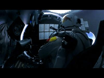 Red Bull Stratos 2012 Action Clip (dirty)
