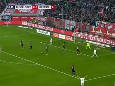Bundesliga : Encore un but pour Pavard !