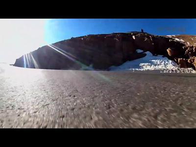 Les essais de Sébastien Loeb à Pikes Peak en vidéo