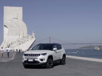 Essai Jeep Compass: l'aventurier