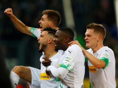 Bundesliga : Bensebaini et les Poulains assomment le Bayern