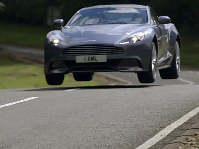 Aston Martin Vanquish cuvée 2015