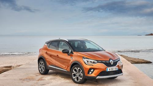 Renault Captur 2 : tous les prix et finitions du SUV français