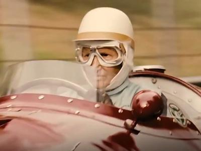 La première femme en F1 nous parle de sa Maserati 250F