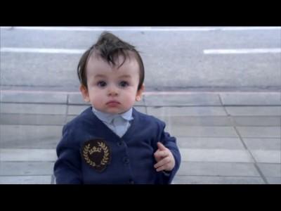 Retombez en enfance avec Evian !