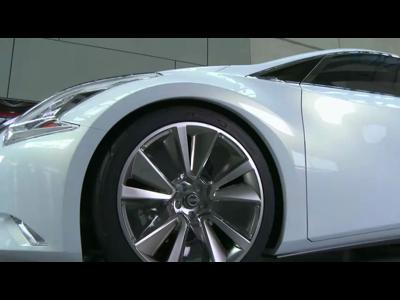 Los Angeles 2010 : Nissan Ellure