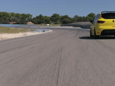Renault Clio RS Performance : vidéo officielle de la série limitée