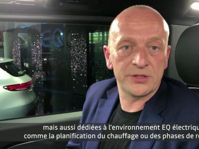 Mercedes EQV : rencontre avec Markus Reis, responsable produit Gamme électrique VUL