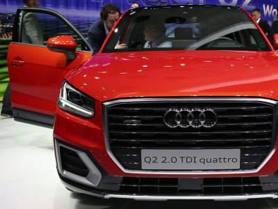 Genève 2016 : Audi Q2