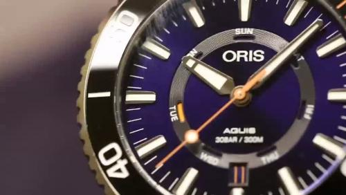 Baselworld 2017 : ORIS