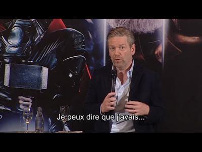 Thor - Conférence de Presse Parisienne