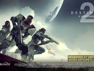 Destiny 2 : le trailer E3 2017 en VF - Nos heures sombres
