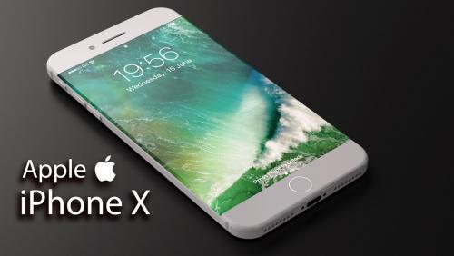 iPhone X : concept par Imran Taylor pour le 10e anniversaire du smartphone