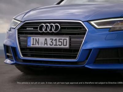 Audi A3 restylée : maintenant avec un 3-cylindres et le Virtual Cockpit