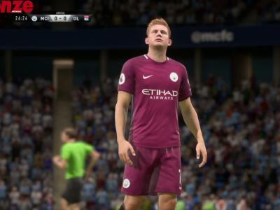City - OL : notre simulation FIFA