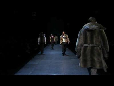 Défilé Dolce & Gabbana Automne/Hiver 2011-12 - Milan