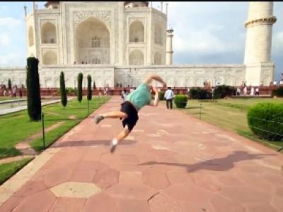 Road Trip à la sauce Parkour en Inde