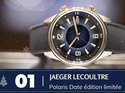 #01 Jaeger Lecoultre Polaris Date édition limitée