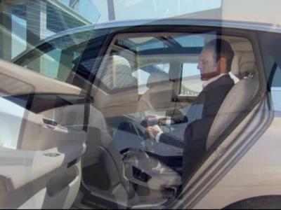 BMW Série5 Gran Turismo - intérieur