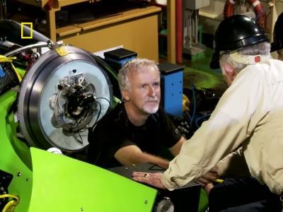 Vidéos : Rolex et James Cameron, l'ivresse des profondeurs