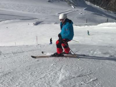 Ski-Mojo : vidéo officielle de l'exosquelette pour les sports de glisse