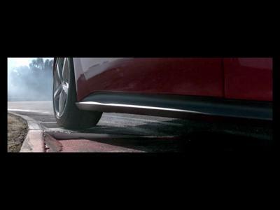 La Ferrari F12 Berlinetta en action