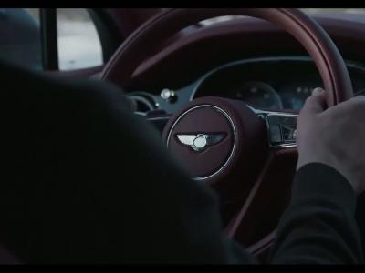 Le Bentley Bentayga se frotte au grand froid