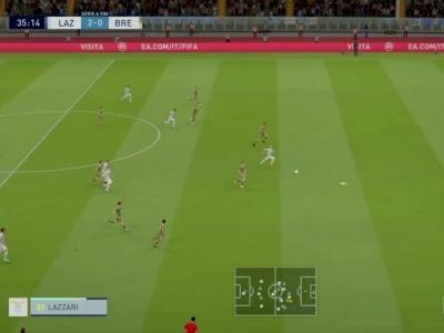 Lazio Rome - Brescia Calcio : notre simulation FIFA 20 (Serie A - 37e journée)