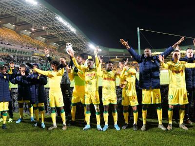 FC Nantes : le bilan des Canaris à la mi-saison