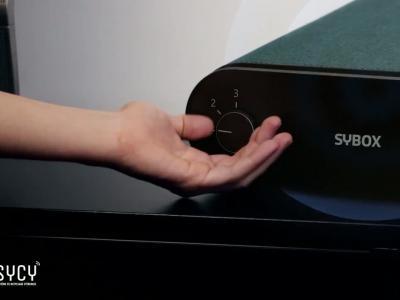 """Sybox : présentation du boîtier qui œuvre pour du wifi """"responsable"""""""