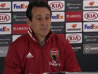 Arsenal : Emery accepte les critiques