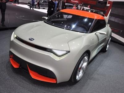 Genève 2013 : Kia Provo Concept