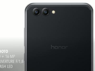 Honor View 10 : prix, date de sortie et fiche technique